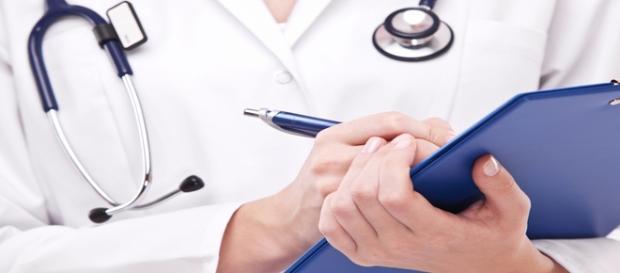 Concurso para profissionais da saúde