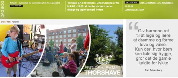 Copenaghen, ricerca due insegnanti asilo