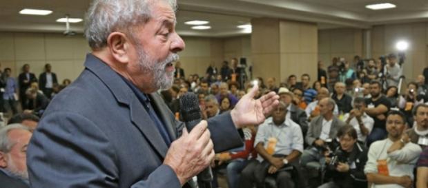 Ex-presidente Lula ainda conta com apoio popular