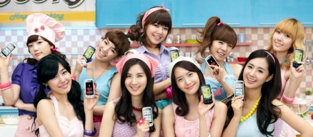 O retorno do grupo Girls Generation