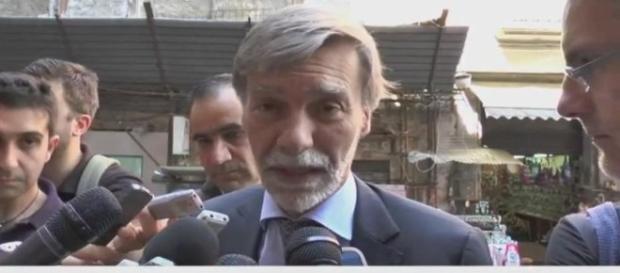 Graziano Delrio Ministro dei Trasporti