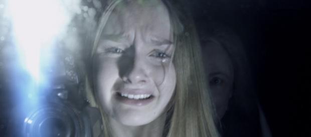 """Olivia DeJonge spielt die Enkelin in """"The Visit"""""""