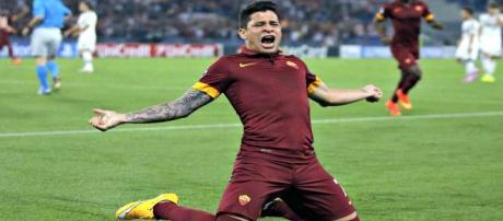 Juan Manuel Iturbe, attaccante della Roma
