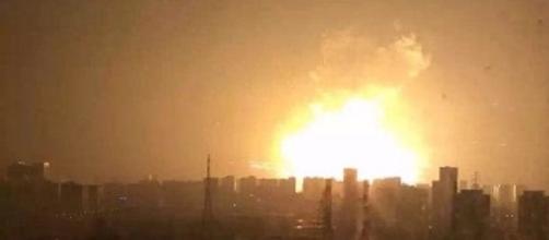 Explosiones en Tianjin - CC-by-sa Eristic
