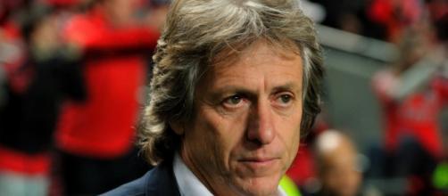 Jorge Jesus é processado pelo Benfica