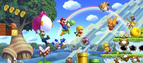 Super Mario Maker offrirà diverse ambientazioni.