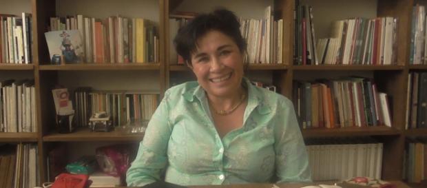 escritora Flor Cecilia Reyes, Directora.