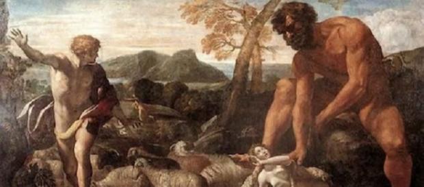 Golias é um dos descendentes de Nefilim