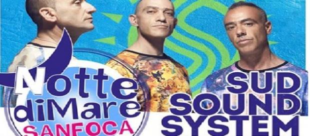 I Sud Sound System, protagonisti della serata