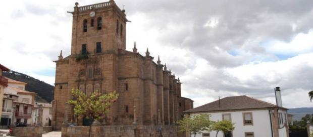 Iglesia Matriz Moncorvo un lugar pintoresco