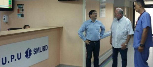 Ministrul Bănicioiu răspunde medicilor pe facebook