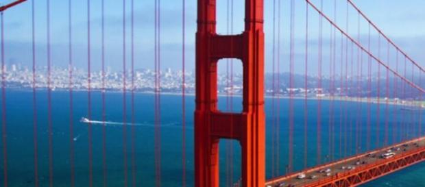 Ponte San Francisco, California