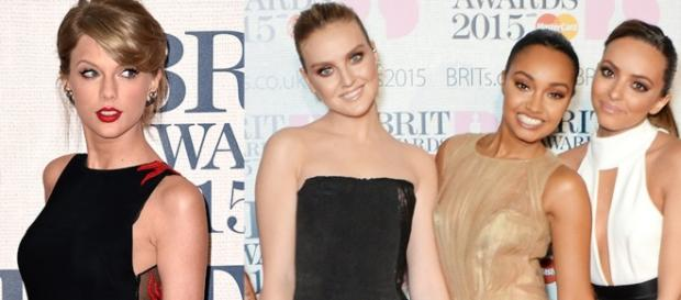Taylor Swift apoia Perrie Edwards