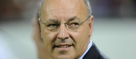 Giuseppe Marotta, direttore generale della Juve