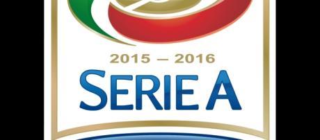 Logo della Serie A Tim 2015/2016