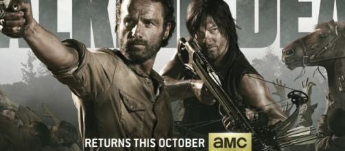 The Walking Dead tornerà l'11 Ottobre su AMC