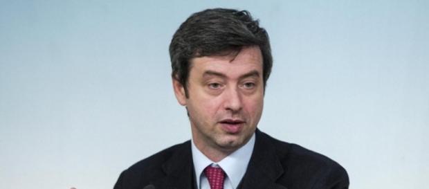Andrea Orlando, ministro della Giustizia