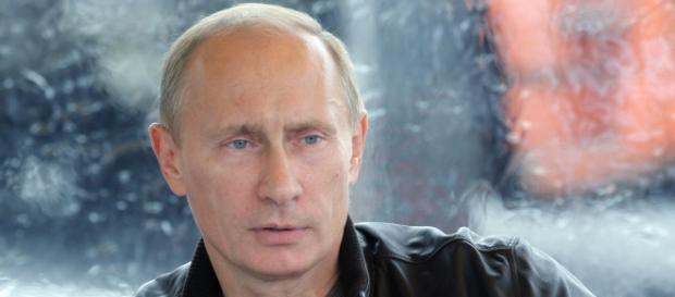 Preşedintele Rusiei - Vladimir Putin