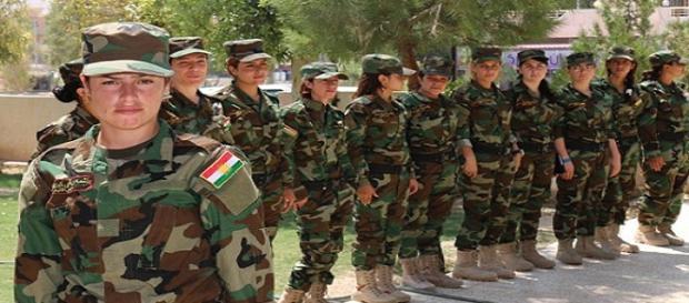 Xate Shingali guida la vendetta delle donne Yazidi