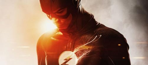 Grant Gustin, Barry Allen alias The Flash