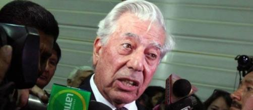 Mario Vargas Llosa no responde al llamado