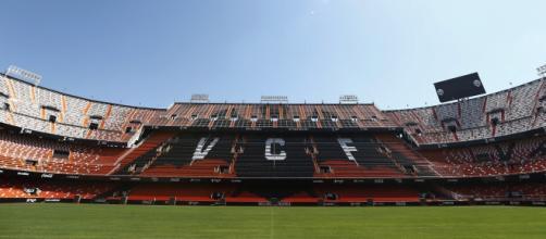 O Mestalla recebe hoje o Valência-Mónaco