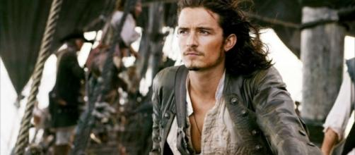 Orlando Bloom como Will Turner