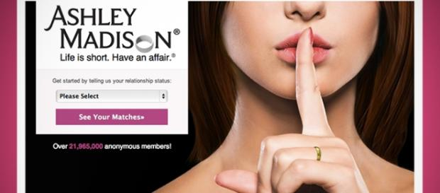 Ashley Madison, citas extramatrimoniales