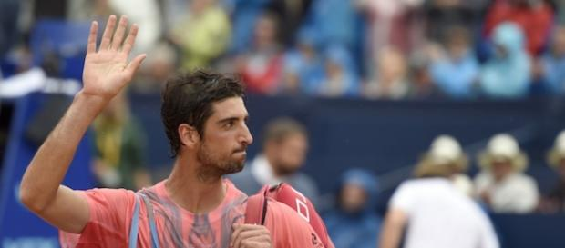 Bellucci se despediu do torneio de Cincinnati