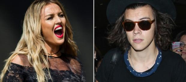 Harry Styles ligou a Perrie Edwards.