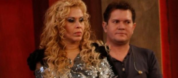 Joelma e Chimbinha confirmam divórcio