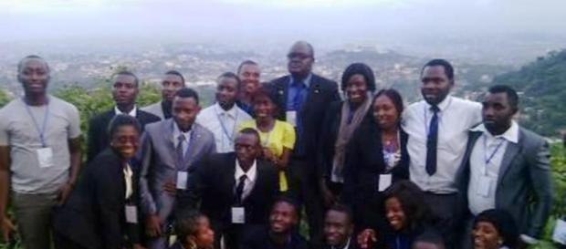 La jeune chambre internationale au Cameroun