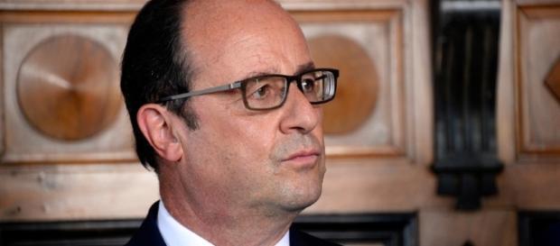 President Francois Hollande --