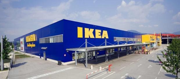 Una sede Ikea, come tante presenti in Italia