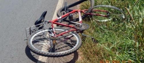Acidente vitimou mais um ciclista