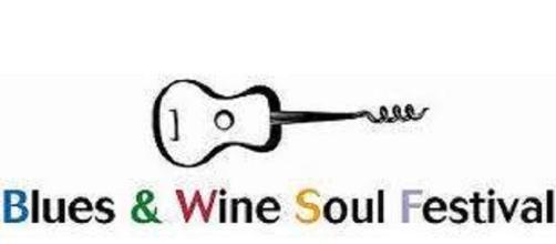 Blues & Wine Soul Festival logo