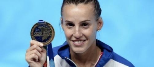 Cagnotto tris: 1 oro e 2 bronzi a Kazan 2015