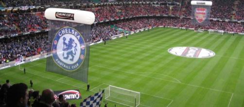 Chelsea e Arsenal disputam a Supertaça