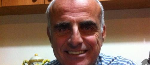Il dottor L. Damiani, Ospedale Di Venere - Bari