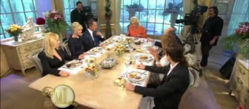 La mesa del domingo con Mirtha