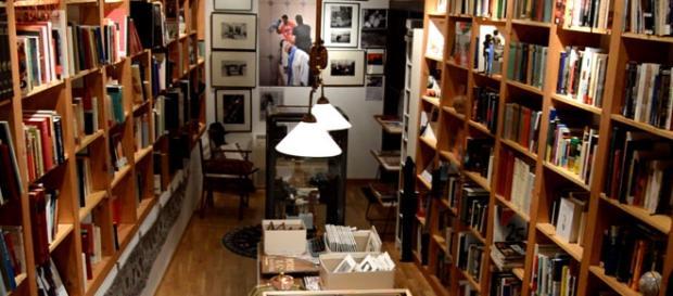 Librería Primera Página, dedicada al periodismo