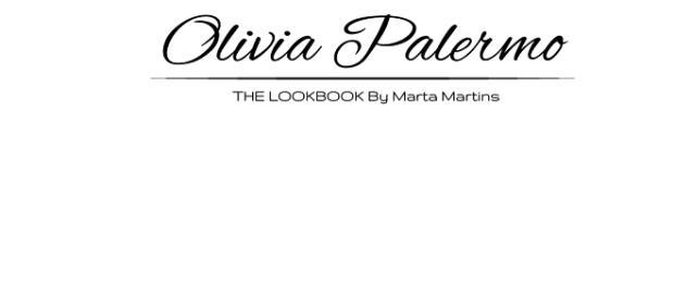 O blogue acompanha o estilo de Olivia Palermo