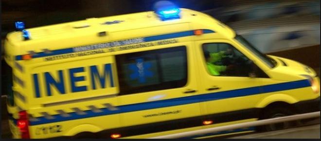 Colisão frontal em Avanca - Estarreja faz 3 feridos