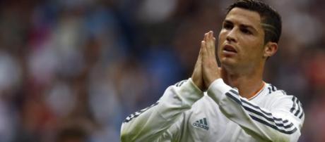 Cristiano Ronaldo está sendo pressionado.