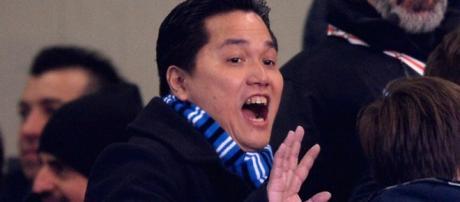 Il presidente dell'Inter, Thohir