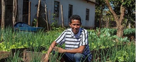 libertação de um escravo. foto: folha de são paulo