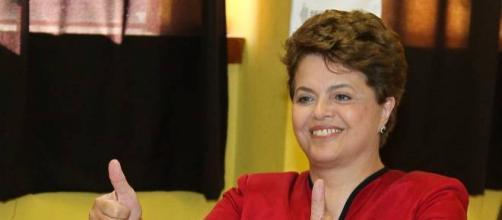 Dilma o assunto mais viral do Brasil/Foto Google