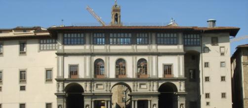 Loggia della Galleria degli Uffizi