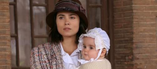 Maria, incinta, viene rinchiusa in convento