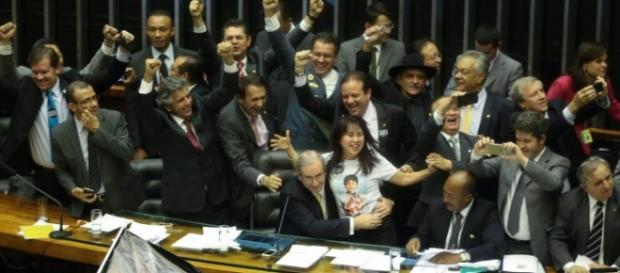 Câmara aprova a redução da maioridade penal